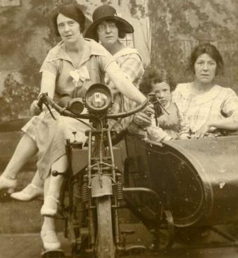 Motobike c1930